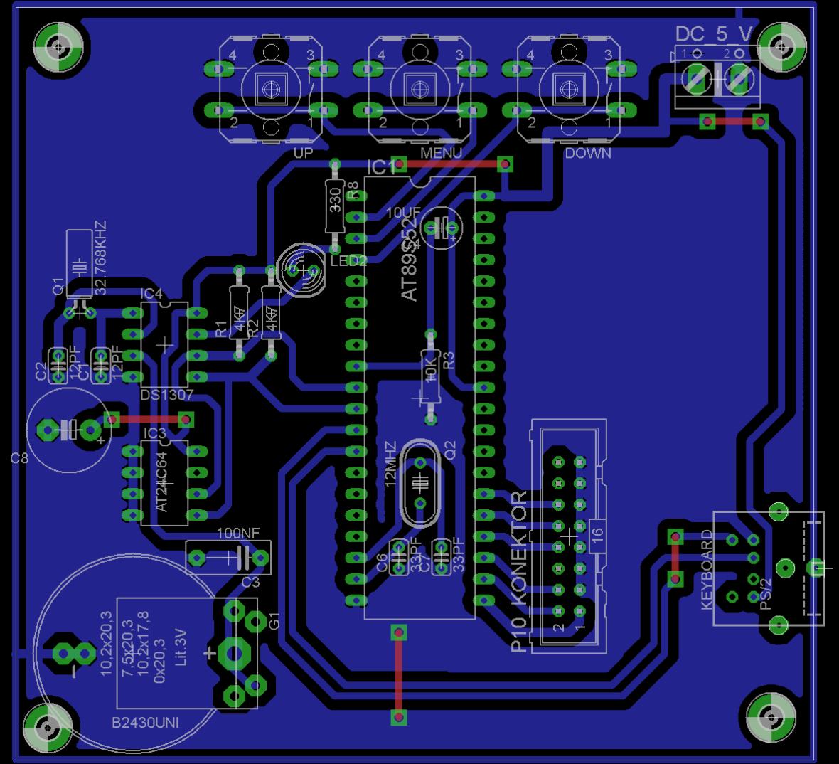 Board PCB